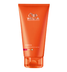 Wella Enrich Moisturising Conditioner Coarse 200ml