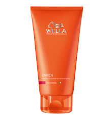 Wella Enrich Conditioner Fine/Normal 200ml