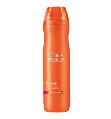 Wella Enrich Volumising Shampoo Fine/Normal 250ml