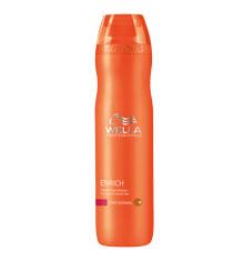 Wella Enrich Volumising Shampoo Fine/Normal 250ml