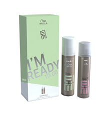 Wella EIMI Texture Duo Gift Set