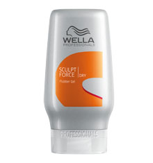 Wella Dry Sculpt Force Extreme Flubber Gel 125ml