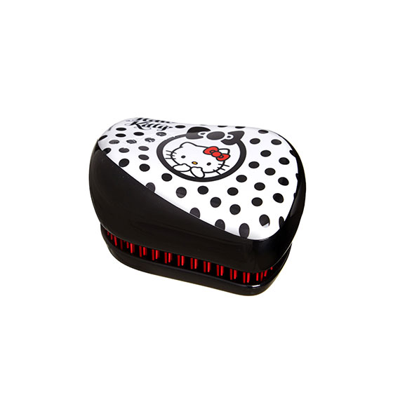 Tangle Teezer Hello Kitty Black Compact Styler