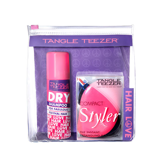 Tangle Teezer Festival Kit
