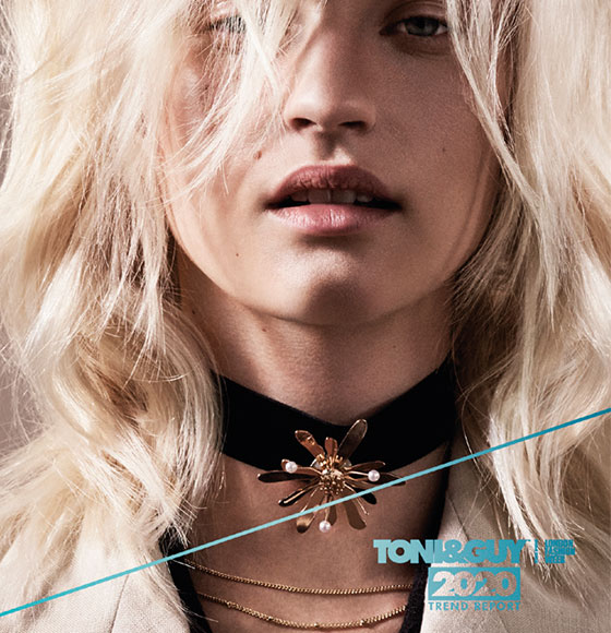 TONI&GUY Look Book - Trend Report 2020