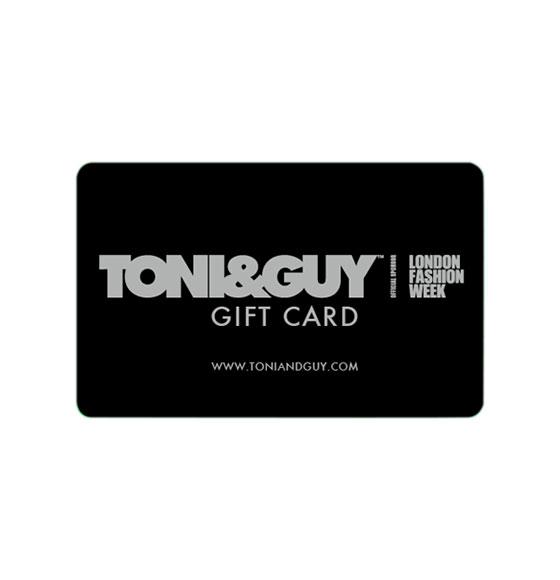 TONI&GUY £50 Gift Card