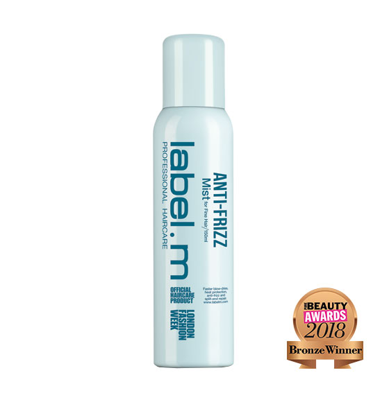 label.m Anti-Frizz Mist