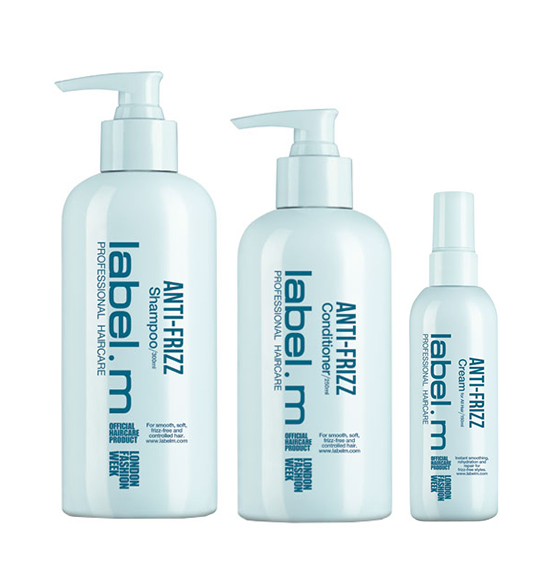 label.m Anti Frizz Christmas Gift Set