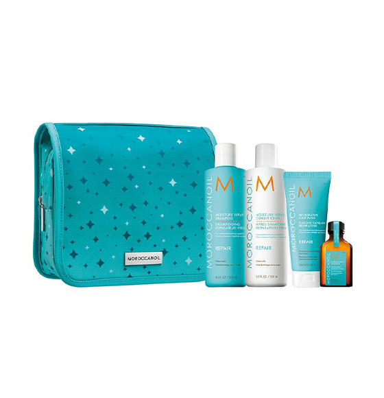 Moroccanoil Repair & Strengthen Gift Set