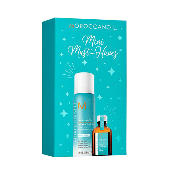 Moroccanoil Mini Must-Haves