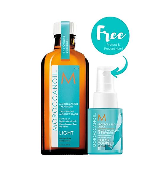 Moroccanoil Protect & Shine Treatment Shine