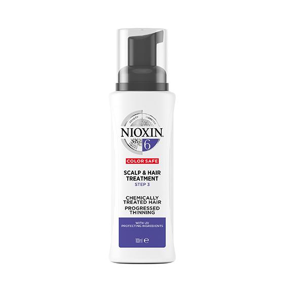 Nioxin System 6 Treatment 100ml