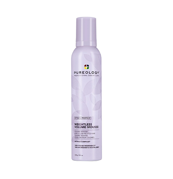 Pureology Volume Weightless Mousse
