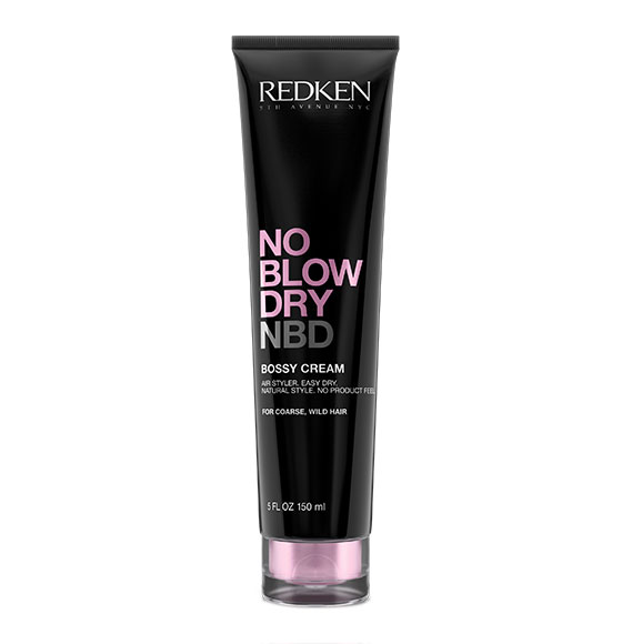 Redken No Blow Dry Bossy Cream- Coarse 150ml