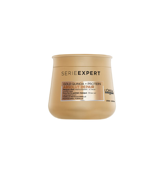 Série Expert Absolute Repair Gold Lightweight Hair Mask