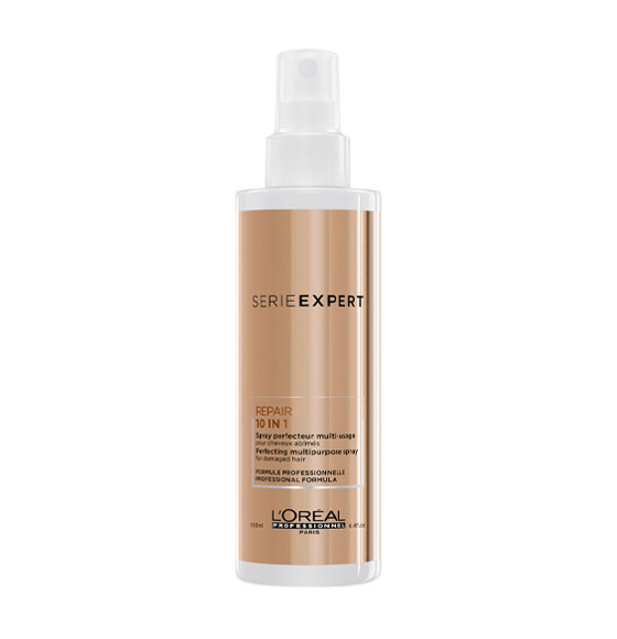 Série Expert Absolute Repair Gold 10 in 1 Spray