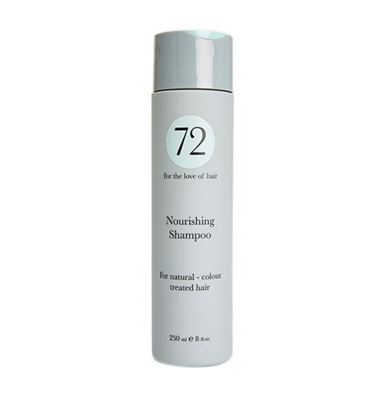 72 Hair Nourishing Shampoo 250ml