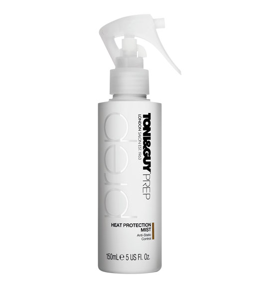 Image result for toni and guy heat protection mist