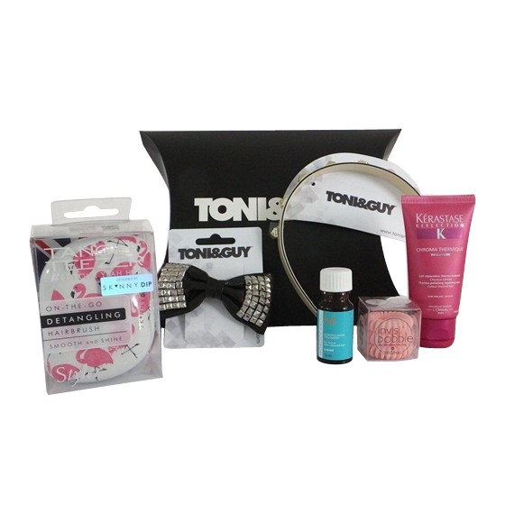 TONI&GUY Sealed With A Bow