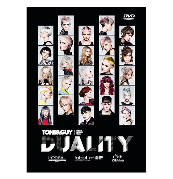 TONI&GUY Duality DVD 2016/17