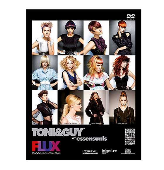 TONI&GUY Flux Collection 2008/09 DVD
