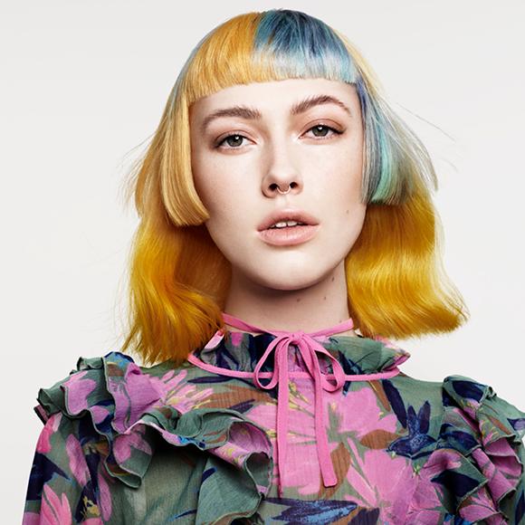 Futurewise: Interlocking Angles Lizzy (Colour)