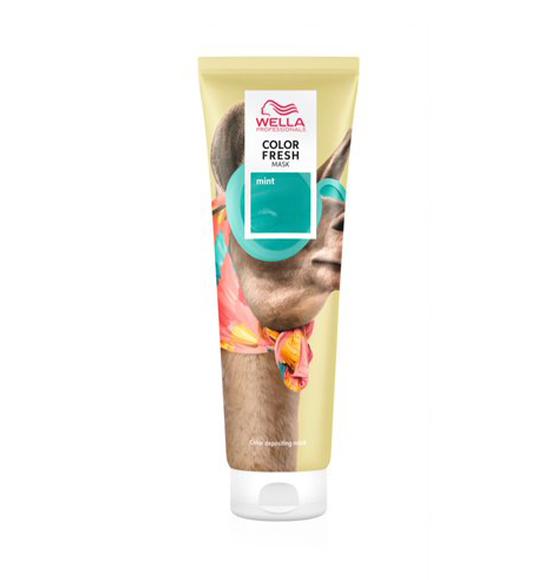Wella Color Fresh Mask Mint 150ml