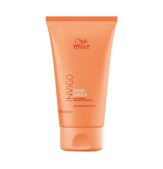 Wella Invigo Nutri-Enrich Warming Express Mask