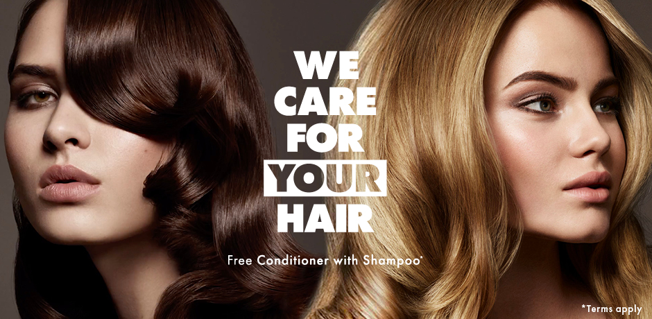 We care for your hair.